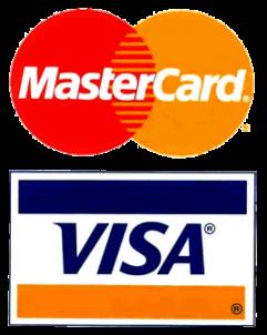 Visa Mastercard platnosci